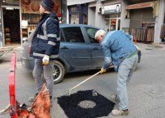 Belediye bakım çalışmalarına başladı