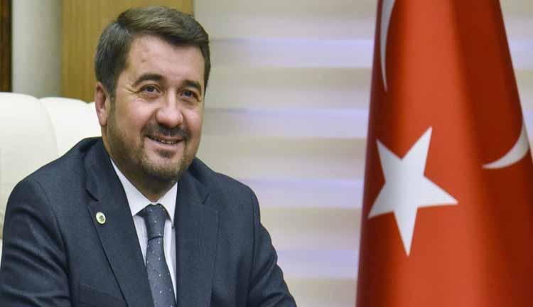 Başkan Şenlikoğlu'nun Kadir Gecesi Mesajı