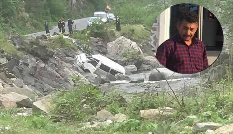 Kovanlık Yolunda Trafik Kazası! 1 Ölü.